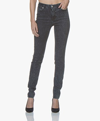 Closed Lizzy Acid Wash Skinny Jeans - Diep Donkerblauw