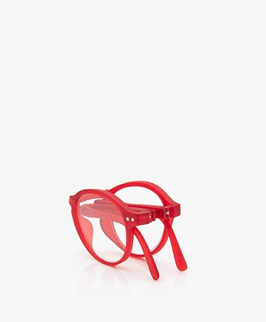 IZIPIZI READING #F Reading Glasses - Red Crystal
