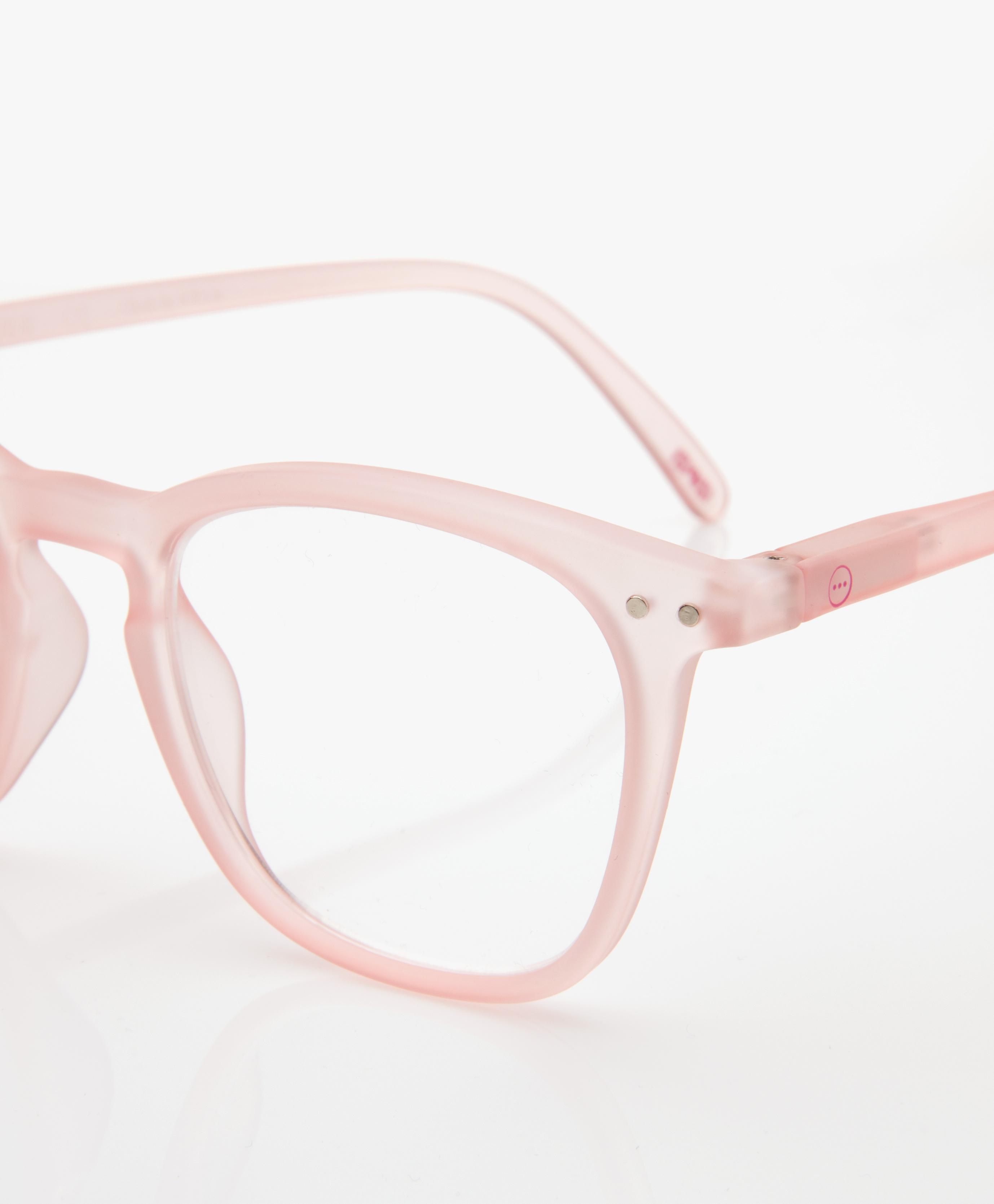 ad9ae13cdf IZIPIZI READING  E Reading Glasses - Pink Halo - reading  e pink halo
