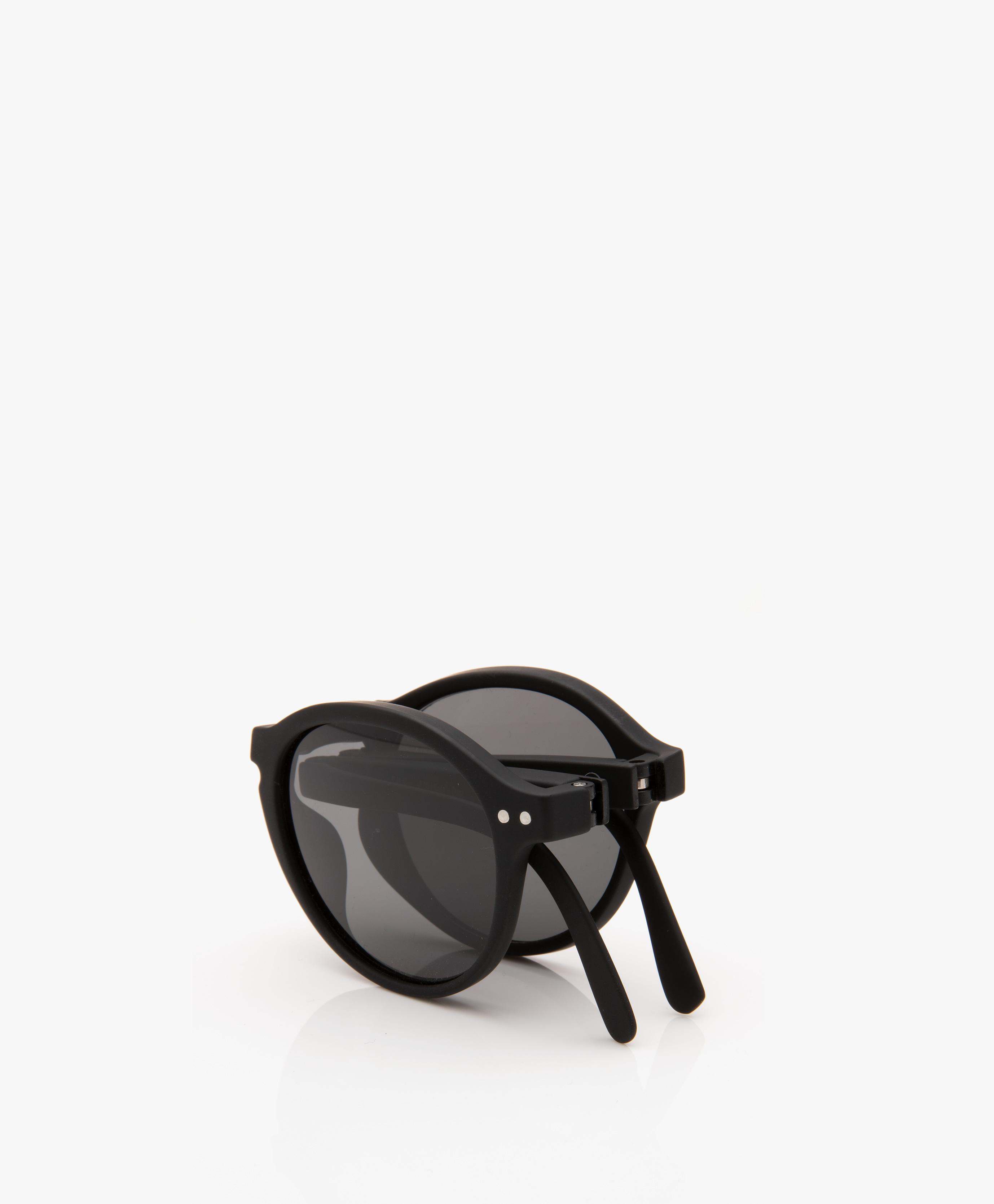 e6be16cfc1 IZIPIZI SUN  F Sunglasses - Black Grey Lenses - IZIPIZI
