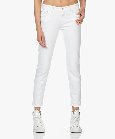 Closed Baker Slim-fit Stretch Jeans - White