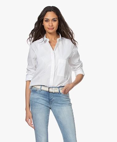 Closed Organic Cotton Shirt - White