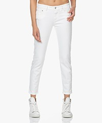 Closed Baker Slim-fit Stretch Jeans - Wit