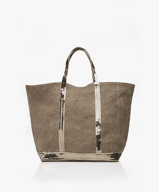 Vanessa Bruno Cabas Moyen Shopper - Khaki