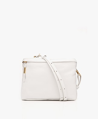 Filippa K Nova Soft Mini Shoulder Bag - White