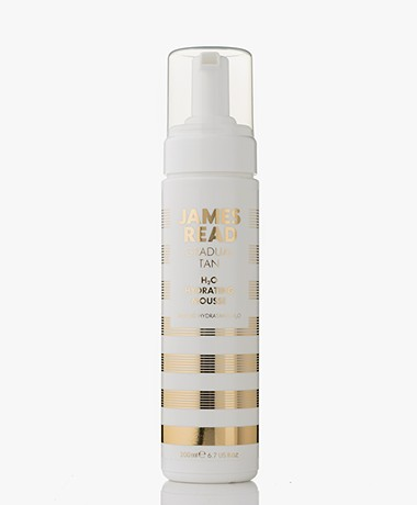James Read H2O Hydrating Tan Mousse
