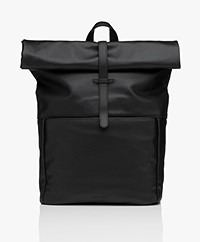 Monk & Anna Herb Vegan Backpack - Black