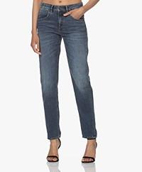 Drykorn Like Girlfriend Stretch Jeans - Dark Denim