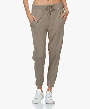 James Perse Fleece Pull On Sweatpants - Coyote