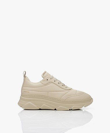 Copenhagen Studios Chunky Nappa Leather Sneakers - Nature