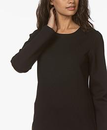 Filippa K Erin Tunic Top - Black