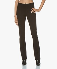 Filippa K Erin Slim Pants - Black