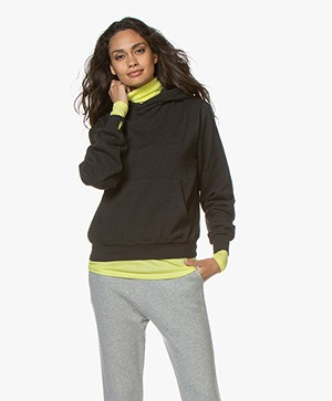 Ragdoll LA Pull On Hoodie - Faded Black
