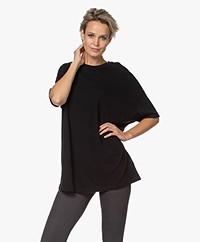 American Vintage Sonoma Oversized T-shirt - Black