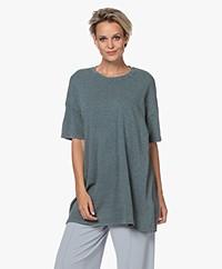 American Vintage Sonoma Oversized T-shirt - Vintage Spice