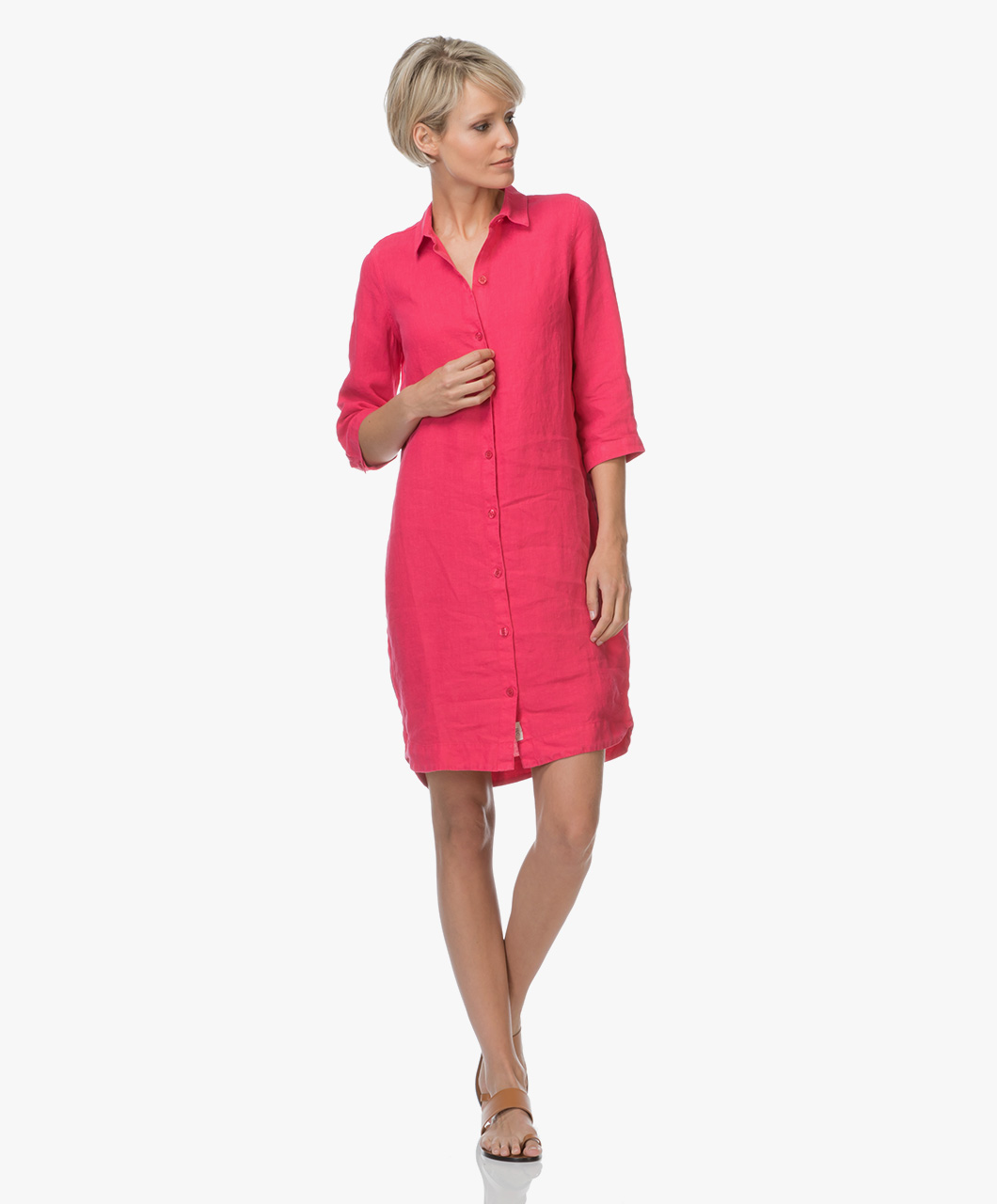 josephine en co jurk roze