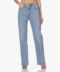 Filippa K Eliza Straight Leg Jeans - Cloud Blue