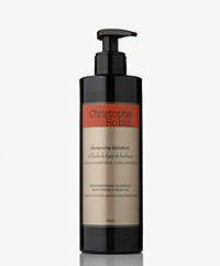 Christophe Robin 400ml Regenerating Shampoo With Prickly Pear