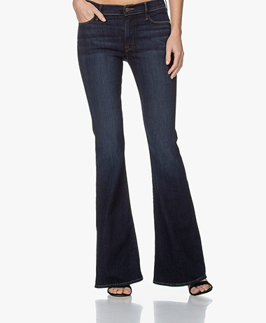 FRAME Le High Flare Jeans - Sutherland