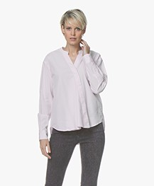 Closed Blanche Poplin Blouse - Morning Rose