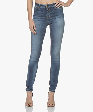 Closed Lizzy Hyper Stretch Skinny Jeans - Medium Blue