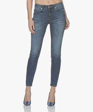 Drykorn Need Stretchy Skinny Jeans - Blue