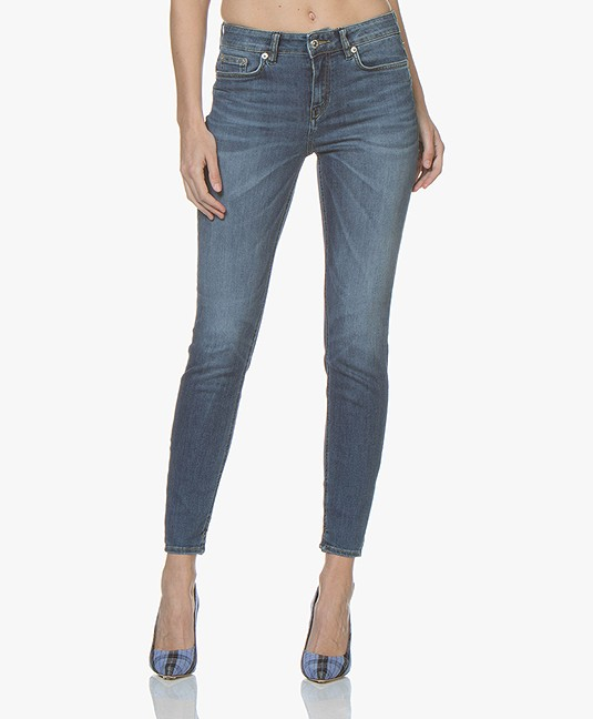 Skinny Drykorn 33 Jeans Need Stretchy Blue 109425 TTqnSH16w