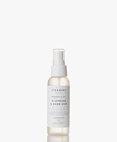 STEAMERY Clothing & Shoe Mist - Bergamot & Oak