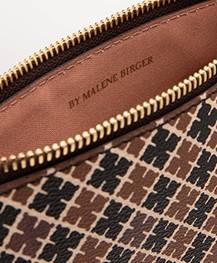 By Malene Birger Ivy Mini Shoulder Bag - Leafs
