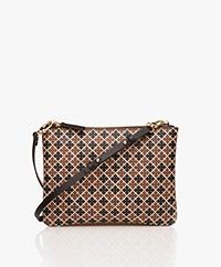 By Malene Birger Ivy Mini Shoulder Bag - Leafs