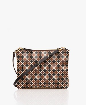 By Malene Birger Ivy Mini Schoudertas - Leafs