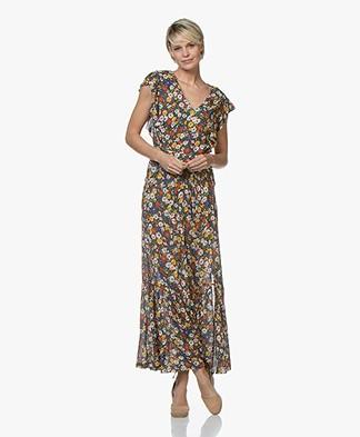 La Petite Française Roxanne Flower Printed Dress - Liberty
