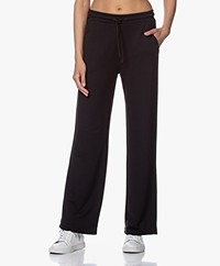 Rag & Bone Surplus French Terry Sweatpants - Black