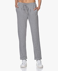 Repeat Modal Blend Sweatpants - Grey Melange