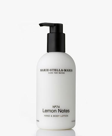 Marie-Stella-Maris Hand & Body Lotion - No.74 Lemon Notes