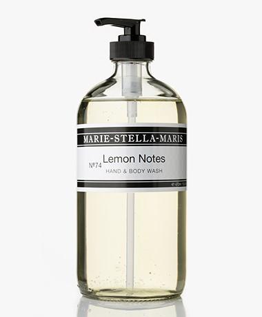 Marie-Stella-Maris Hand & Body Wash - No.74 Lemon Notes
