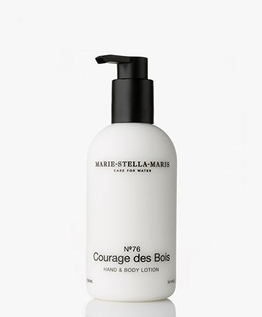Marie-Stella-Maris Body Lotion - No.76 Courage des Bois