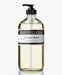 Marie-Stella-Maris Hand & Body Wash - No.74 Lemon Notes