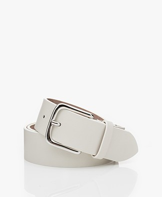 Filippa K Jean Hip Belt - Ivory