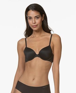 Calvin Klein Perfectly Fit T-shirt Bra - Black