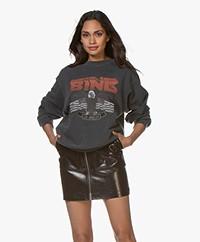 ANINE BING Vintage Bing Sweatshirt - Black