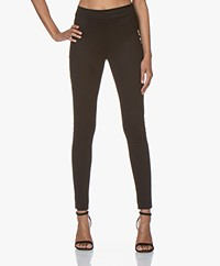 Wolford Velour Leggings - Black