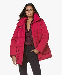 Closed Beckett 2-in-1 Puffer Jacket - Ruby