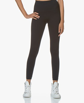 SPANX® Look At Me Now Leggings - Port Navy