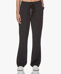 Josephine & Co Gilles Viscose Twill Pull-on Pants - Navy