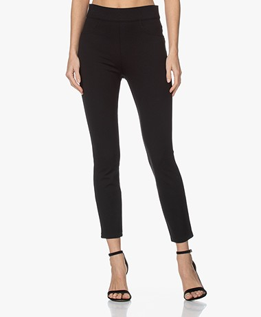 SPANX® The Perfect Ponte 4-pocket Leggings - Classic Black