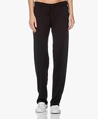 Sibin/Linnebjerg Tillie Merino Knitted Pants - Black