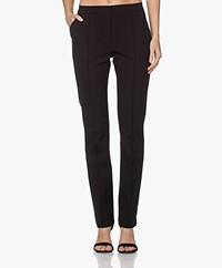 Wolford Baily Jersey Pantalon - Zwart