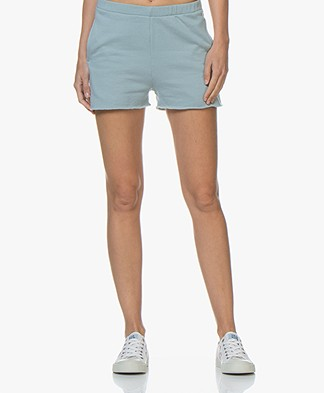 Ragdoll LA Jogger Shorts - Pale Blue
