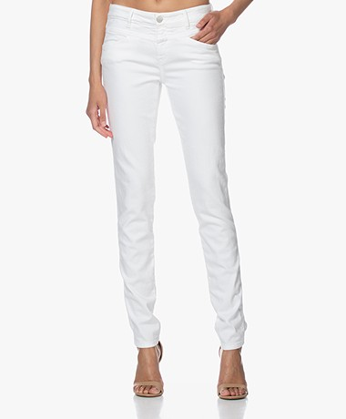 Closed Stacey X Slim-fit Jeans - White